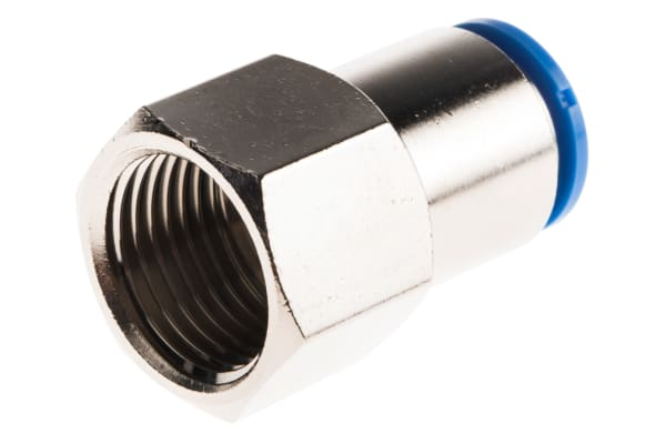 Product image for Push-in Fitting, Female G1/2, 12mm