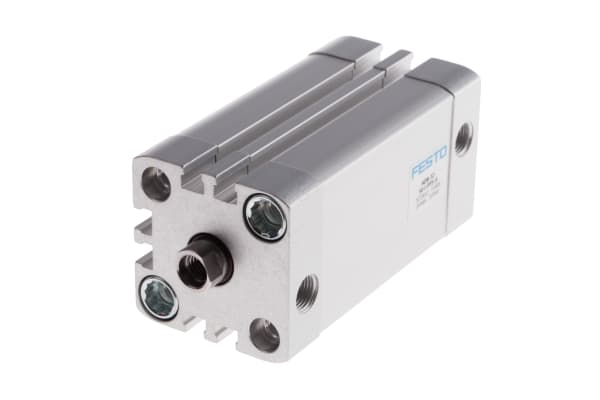 Product image for Compact Double Acting Cylinder 32x50 mm