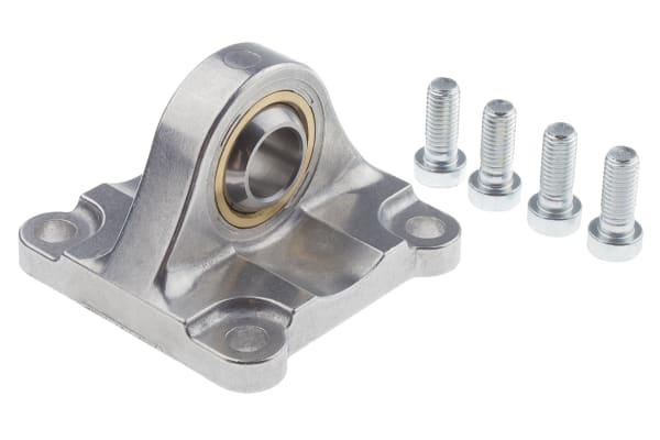 Product image for Aluminium Swivel Flange, 80mm