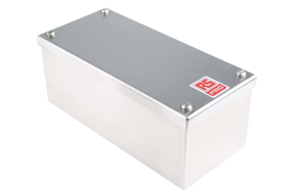 Product image for Stainless Stl adaptable box  220x100x85