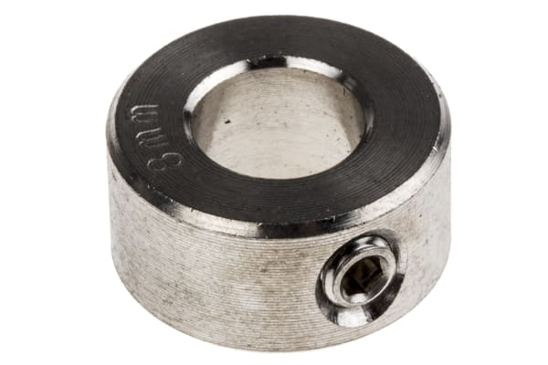 Product image for Stainless Steel Shaft Collar Bore 8mm