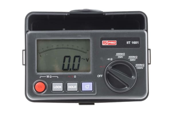 Product image for Digital Insulation & Continuity Tester