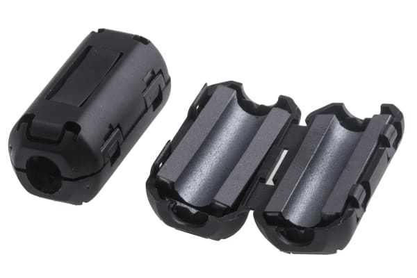 Product image for Hinged Ferrite Sleeve, Max 5mm cable