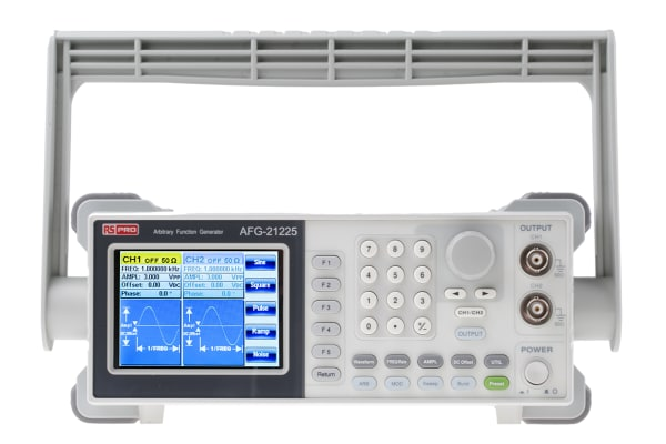 Product image for ARBITRARY FUNCTION GENERATOR 25MHZ