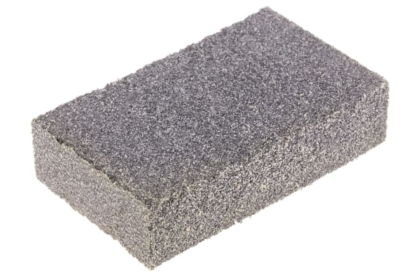Product image for 60 Medium Rubber Compound Abrasive Block
