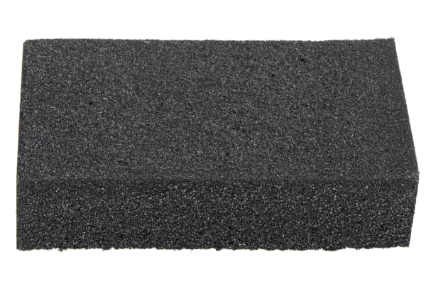 Product image for 120 Fine Rubber Compound Abrasive Block