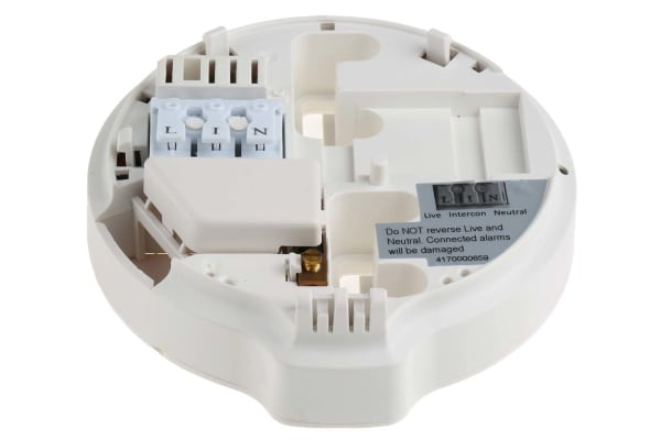 Product image for RELAY MOUNTBASE MAINS SMOKE&HEAT ALARMS