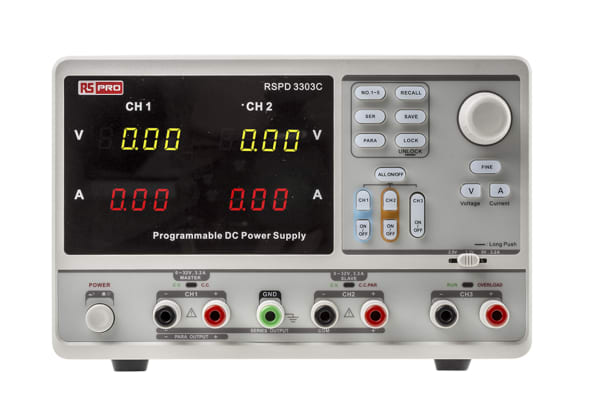 Product image for Programmable power supply