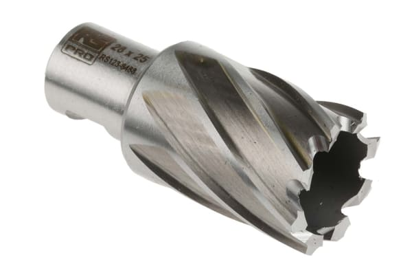 Product image for M2 28mm short series RS Pro HSS cutter