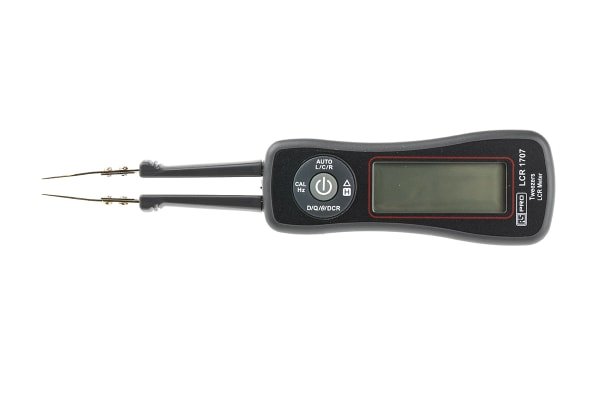 Product image for RS Pro LCR1707 Smart Tweezer LCR Tester