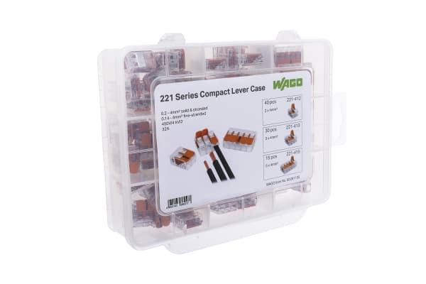 Product image for SELECTION BOX 221 SERIES TERMINALS