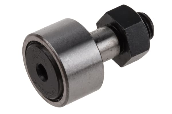 Product image for CAGED CAM FOLLOWER, STUD 8MM, 19MMOD