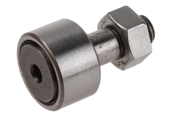 Product image for S/S CAGED CAM FOLLOWER, STUD 8MM,19MMOD