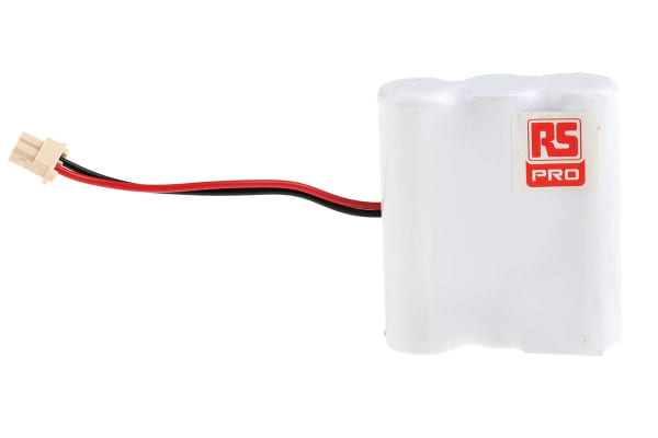Product image for NiCd battery pack 3.6V 700mAh