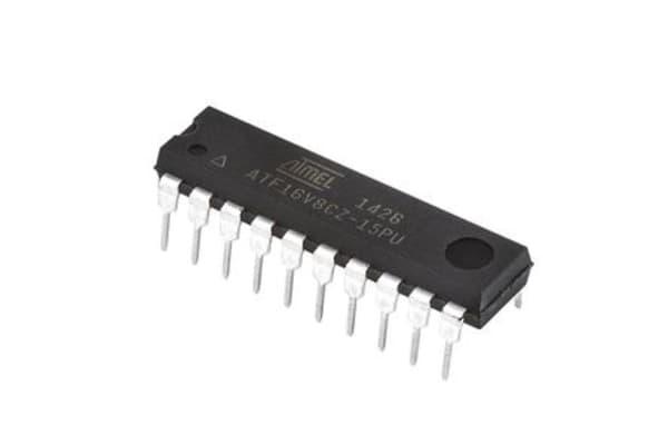 Product image for SPLD 250 Gates 8 Macro Cells 62MHz 5V