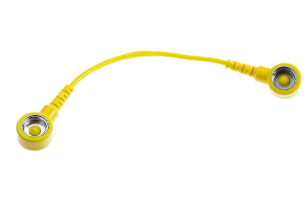 Product image for Connecting cord with wire,115mm length