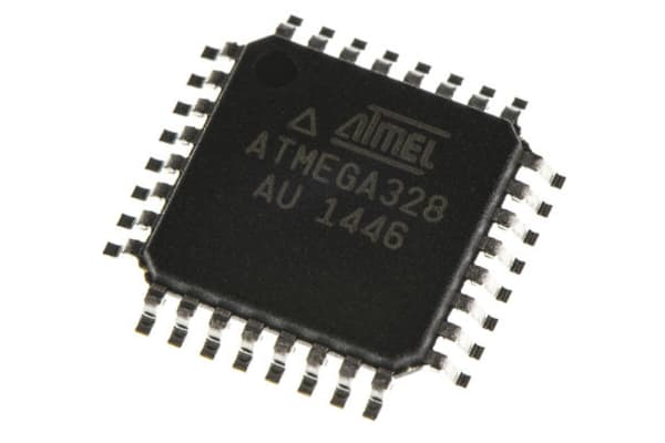 Product image for MCU 8-Bit AVR 32KB Flash 2.5/3.3/5V