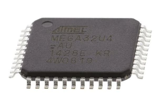 Product image for MCU AVR 32K FLASH 16MHZ 44-TQFP