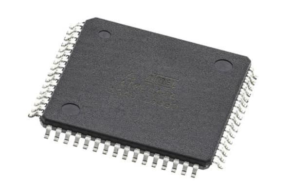 Product image for 8 BIT MICROCONTROLLER 64KB FLASH TQFP