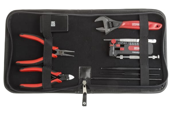 Product image for 13 Piece Electronics Tool Kit