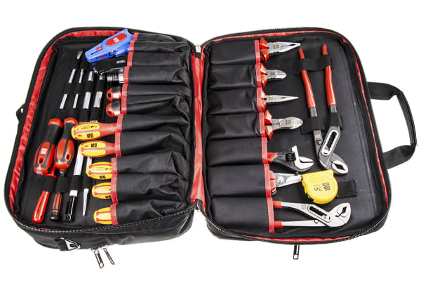 Product image for 31 Piece Electrician's Tool Kit