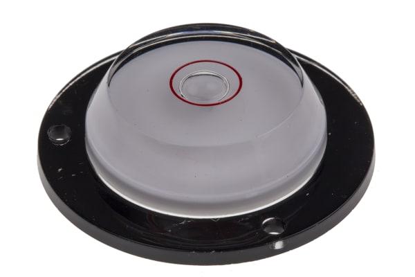 Product image for PLASTIC BULLSEYE SPIRIT LEVEL