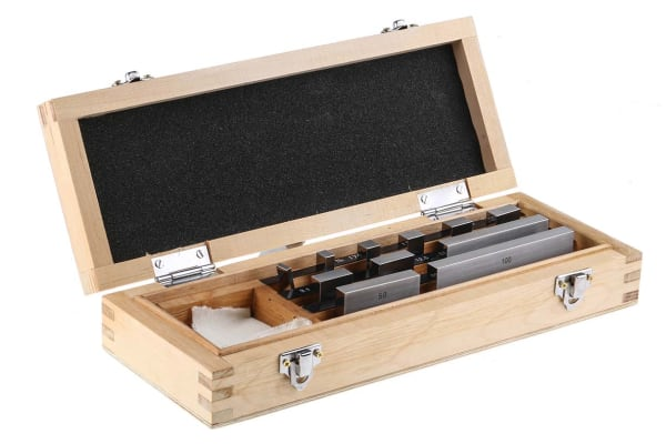 Product image for MICROMETER CHECKING SET