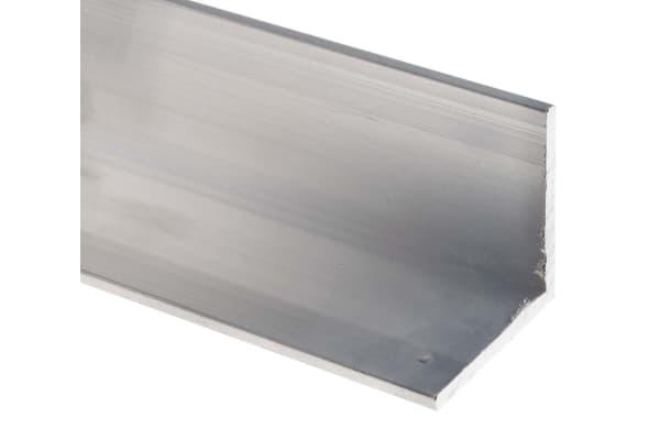 Product image for 6082T6 Aluminium angle,50x50x5mmx1m, 5pk