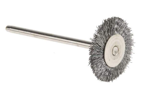 Product image for Steel Brushes Circular 3 pack