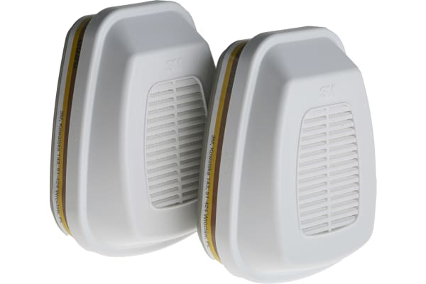 Product image for 3M REUSABLE FILTER 6096 A1EHGP3 R