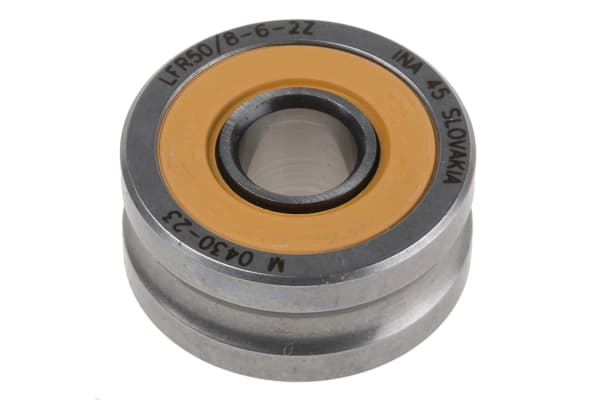 Product image for YOKE TRACK ROLLER 2/ROW PRO 8X24X11MM