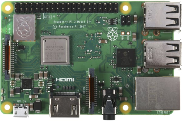 Product image for Raspberry Pi 3 B+