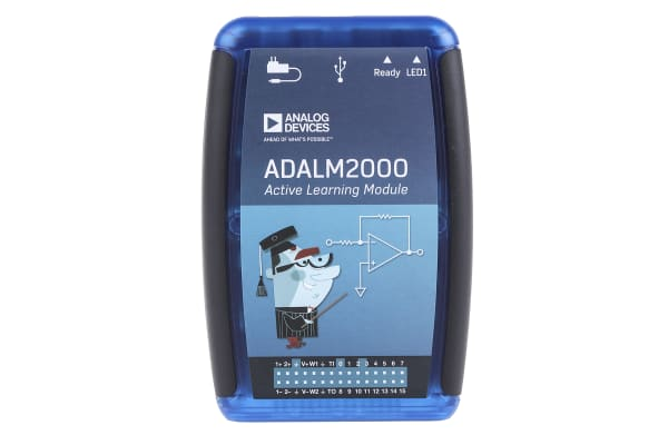 Product image for ACTIVE LEARNING MODULE, USB OSCILLOSCOPE