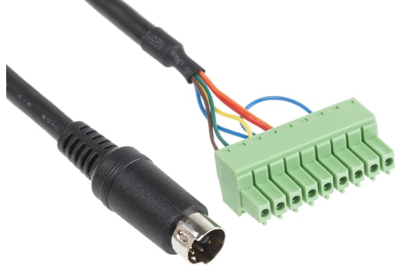 Product image for CABLE FOR MITSUBISHI PLC FX SERIES