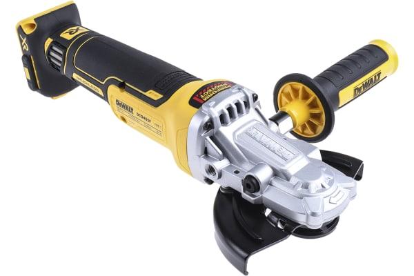 Product image for DeWALT 125mm Cordless Angle Grinder