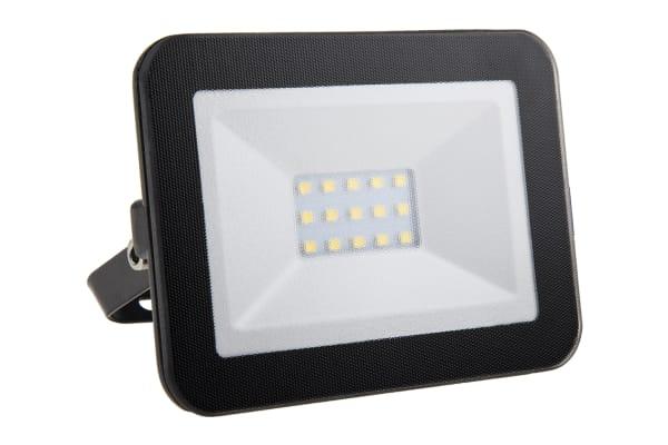 Product image for FRAMELESS 10W LED FLOOD BK 4000K