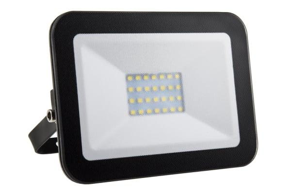 Product image for FRAMELESS 20W LED FLOOD BK 4000K