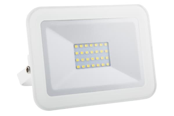 Product image for FRAMELESS 20W LED FLOOD WH 4000K