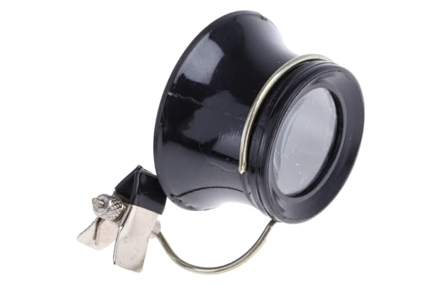 Product image for RS PRO Magnifier, 10X x Magnification, 22mm Diameter