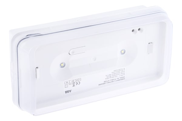 Product image for IP65 LED Emergency Exit Sign Bulkhead