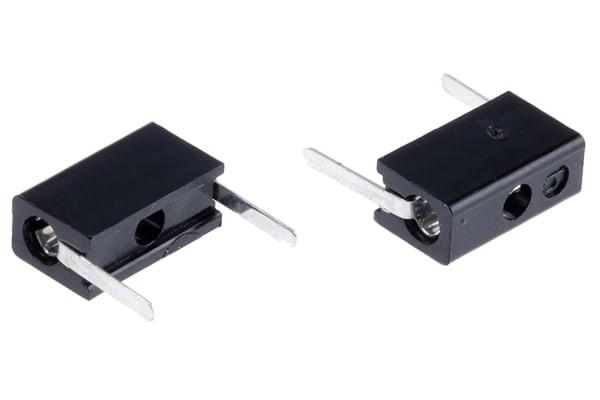 Product image for TEST SOCKET 2MM MPB 1 BLACK