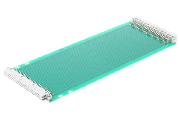 Product image for DIN 96-96 way 3U extender card assembly