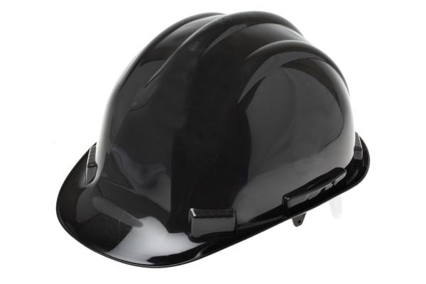 Product image for PP SAFETY HELMET BLACK
