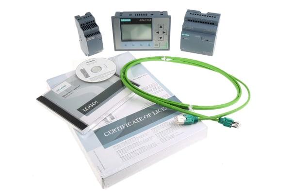 Product image for LOGO!8 TD Starter Kit 12/24V