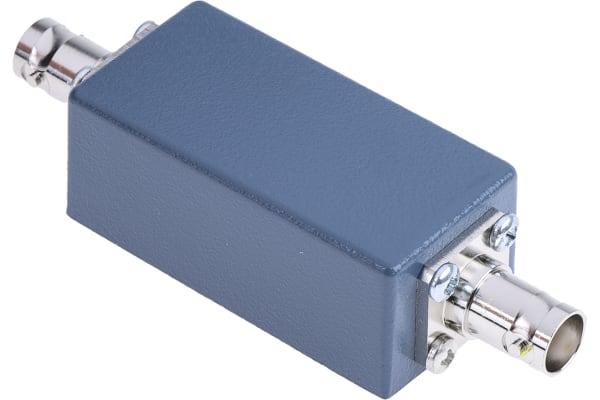 Product image for BNC skt-skt inline box57.15x28.7x22.35mm