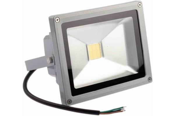 Product image for 20W AC85-265V IP65,COOL WHITE,LED FLOOD
