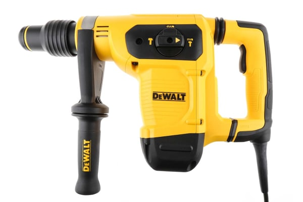 Product image for DeWALT SDS Max 230V Corded SDS Drill, UK Plug