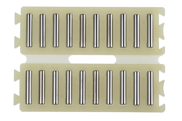 Product image for NEEDLE ROLLER FLAT CAGE, DOUBLE 55X75MM
