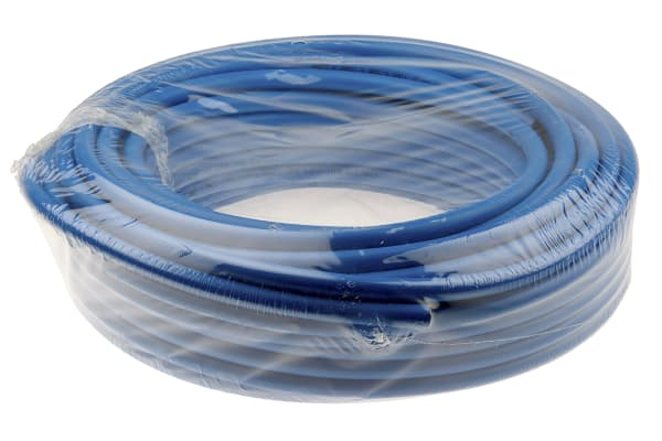 Product image for 30M Antispark air hose 10/6mm ID Blue