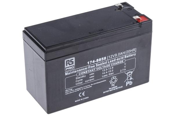 Product image for 12 V VRLA Lead Acid Battery